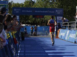 Club 3d Triatlón Madrid y entrenamiento de triatlón en el ITU Triatlón