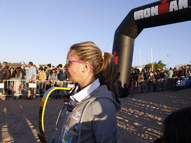 Club 3d Triatlón Madrid y entrenamiento de triatlón en el Half Ironman Barcelona