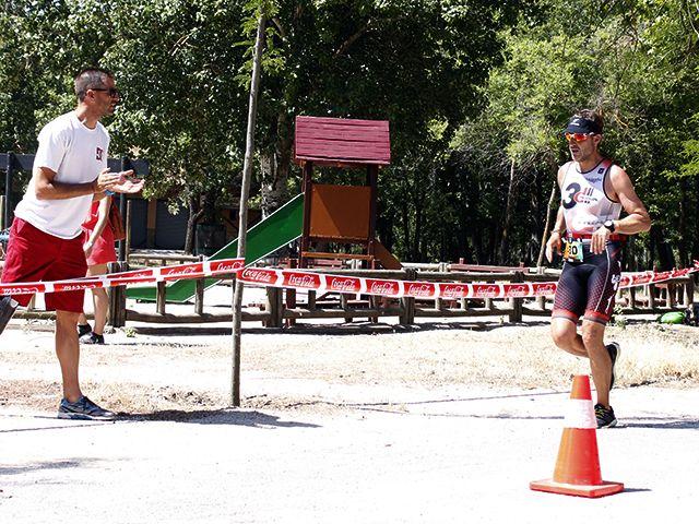 Club 3d Triatlón Madrid y entrenamiento de triatlón en el Skoda Madrid