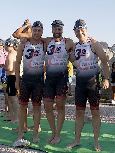 Club 3d Triatlón Madrid y entrenamiento de triatlón en el Triatlón de Valmayor