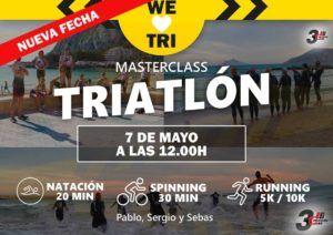 Masterclass de TRIATLÓN! @ Centro Deporitvo SMP | Madrid | Comunidad de Madrid | España