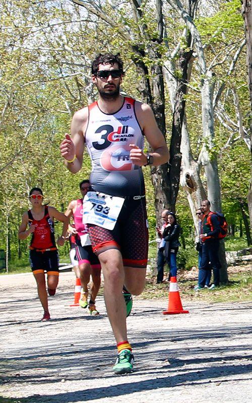 Club 3d Triatlon Madrid Alvaro Arnal