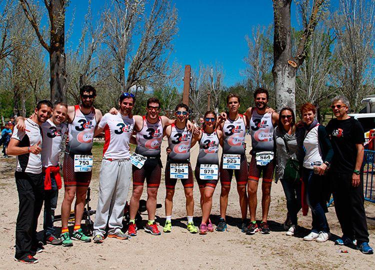 3d Triatlón en el triatlón YOSITRI Madrid