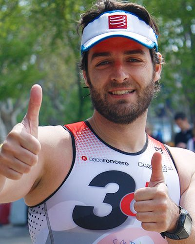 Triatleta Club 3d Triatlón Madrid Carlos de Vidales Paz