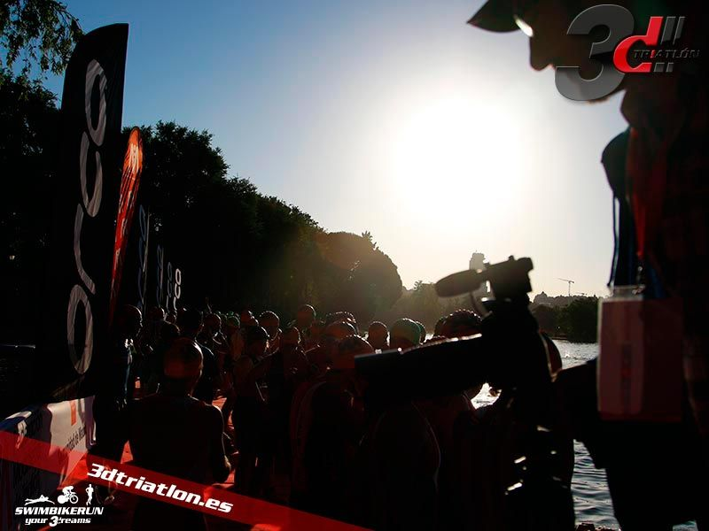 Club 3d Triatlón Madrid en el Día del Triatlón