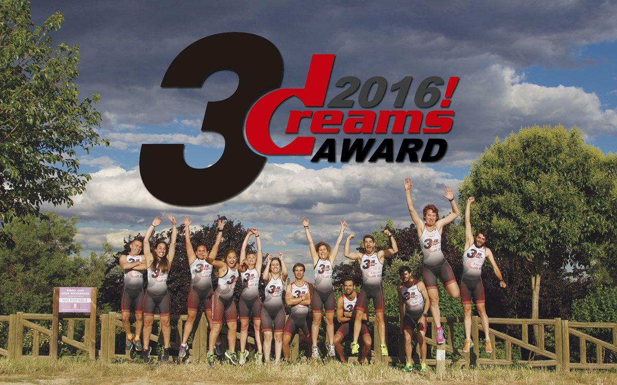 Club 3d Triatlón Madrid y entrenamiento de triatlón