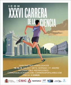 Carrera de la Ciencia @ Madrid | Madrid | Comunidad de Madrid | España