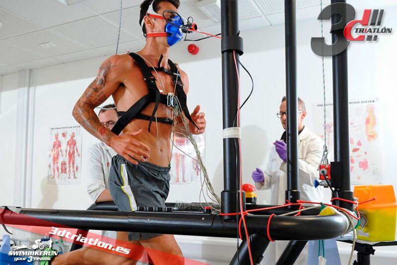 la evaluacion en el entrenamiento de triatlon