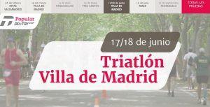 Triatlón Villa del Madrid @ Madrid | Madrid | Comunidad de Madrid | España