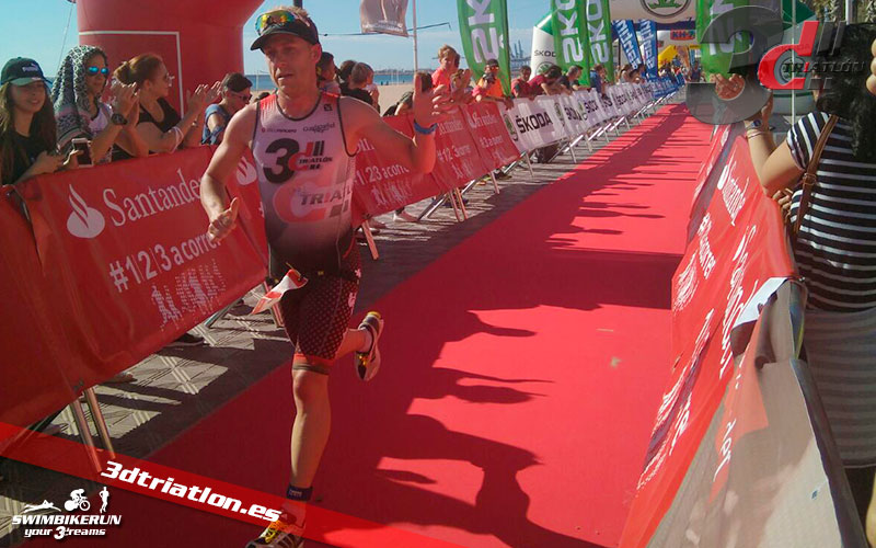 resultados alberto de gregorio en el santander triatlon valencia
