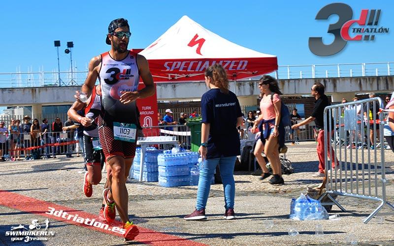 resultados de David Jaramillo en el Challenge Lisboa