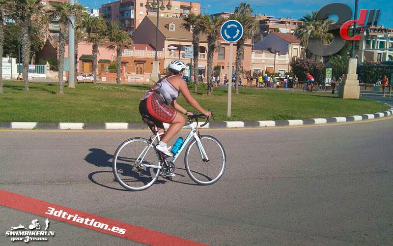 resultados Nini en el santander triatlon valencia