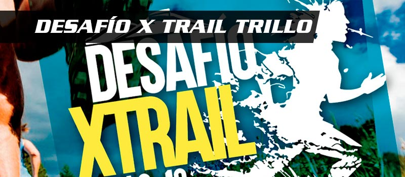 carrera desafio x trail trillo