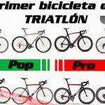 Todo lo que debes saber sobre tu primer bicicleta de triatlón (PARTE 1): Cuadro!
