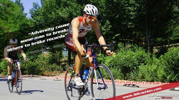 Motivacion y entrenamiento de triatlon