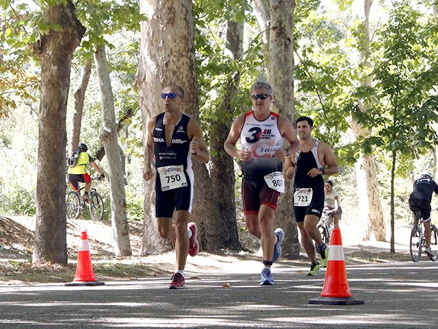 Club 3d Triatlón Madrid y entrenamiento de triatlón en el Triatlón Sertri Madrid