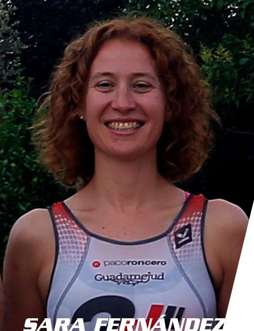 sara fernandez atleta club 3d triatlón madrid