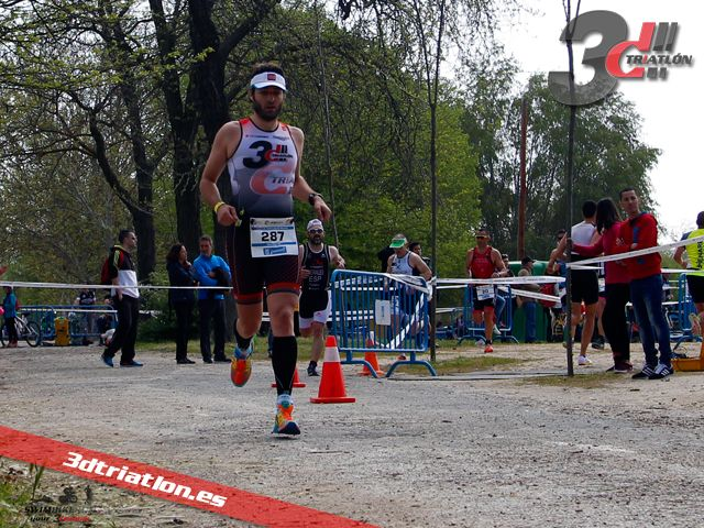 Club 3d Triatlón Madrid en el YOSITRI