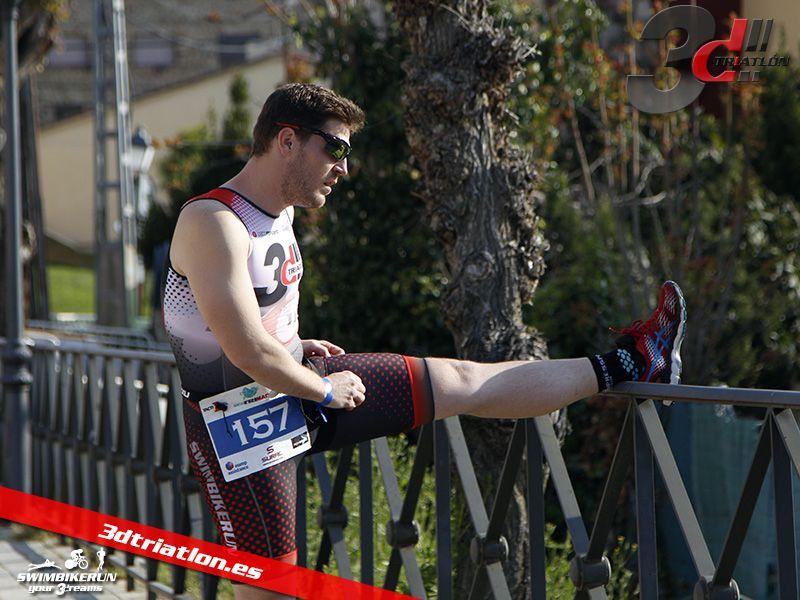 Club de Triatlón Madrid en el Ecotrimad