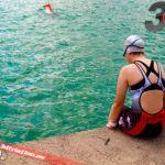 ¿Qué necesito para mejorar mi técnica de natación en el entrenamiento de triatlón?