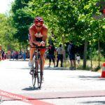 Cadencia, desarrollo y eficiencia en ciclismo en el entrenamiento de triatlón