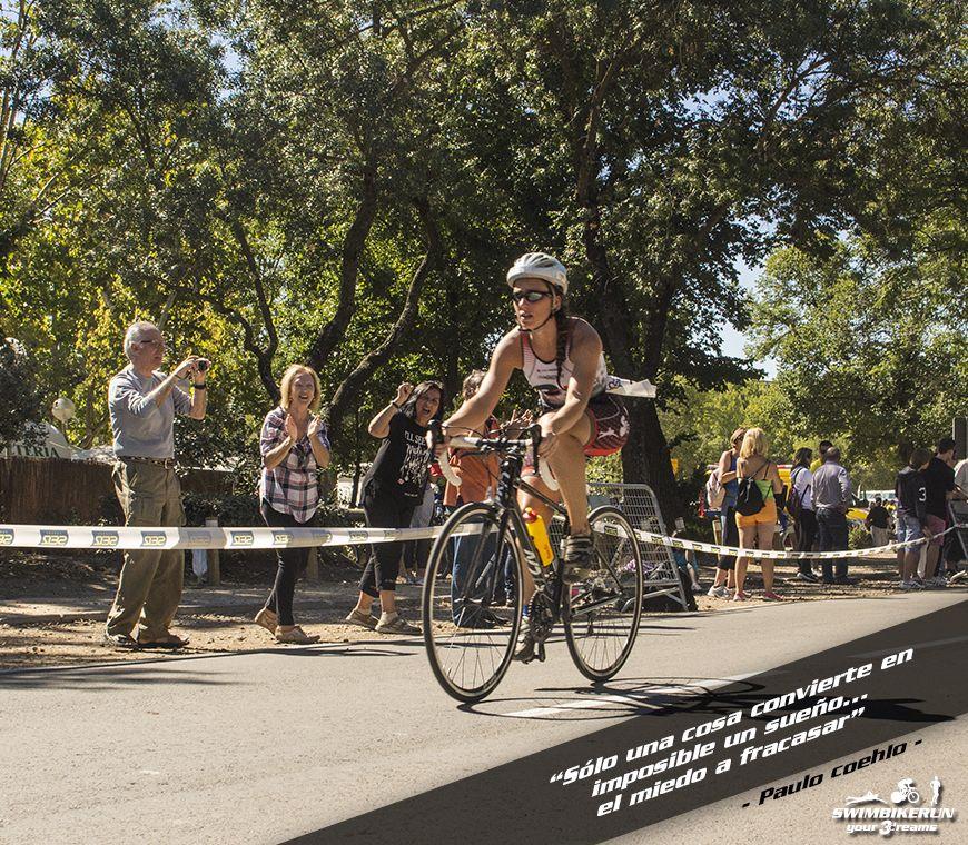 Porque la motivación es parte del entrenamiento de triatlón