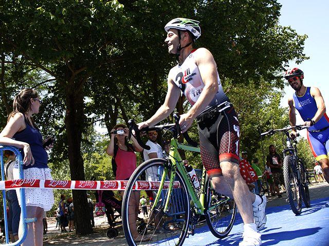 T2: Ciclismo a carrera