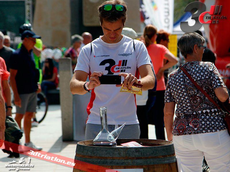 Club 3d Triatlón Madrid en el Challenge Salou