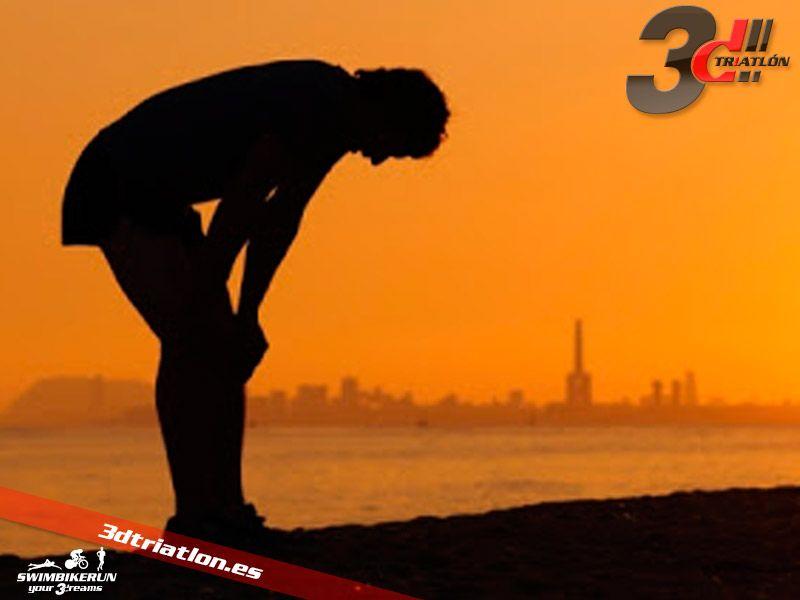 sindrome de sobreentrenamiento en el entrenamiento de triatlon