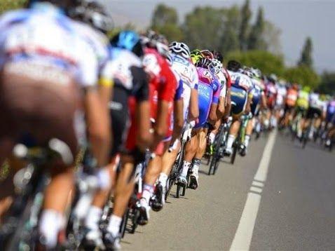 conducta ciclista dentro de un peloton en triatlon