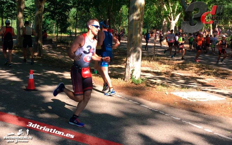 resultados y comentarios santander triathlon series madrid pedro