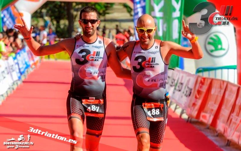 resultados santander triatlon series olimpico por parejas