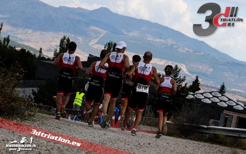 fotos triatlón contrarreloj por equipos 2018 club 3d triatlón madrid