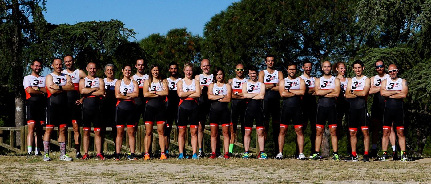 club 3d triatlon madrid todo sobre entrenamiento de triatlón