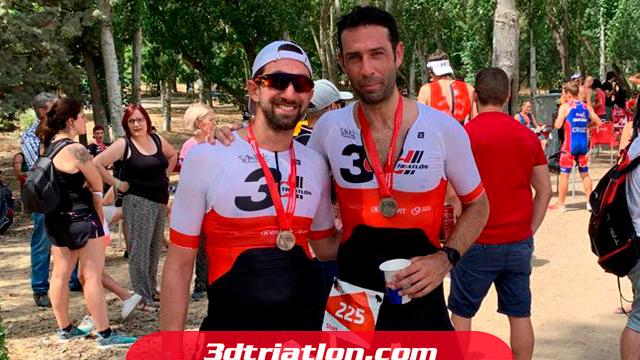 resultados santander triatlon series madrid 2019