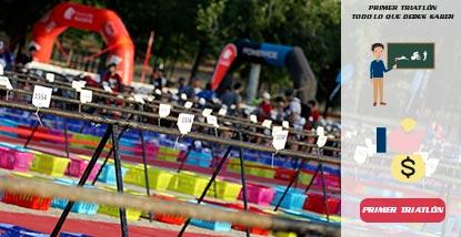 primer triatlón todo lo que debes saber club 3d triatlón madrid