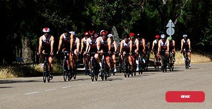 primera salida ciclista a la carretera club 3d triatlon madrid
