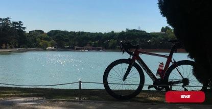 circuitos de ciclismo en la casa de campo club 3d triatlón madrid