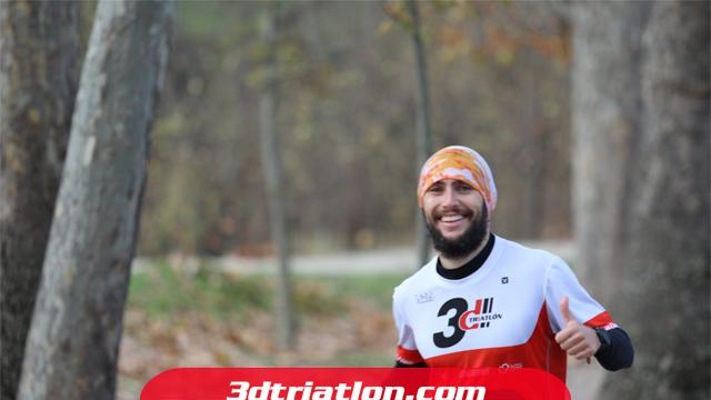fotos maratón Madrid 2020 Club 3d triatlón 9