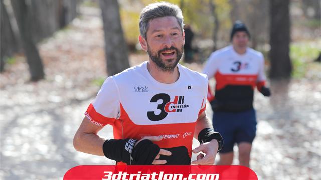 fotos maratón Madrid 2020 Club 3d triatlón 24