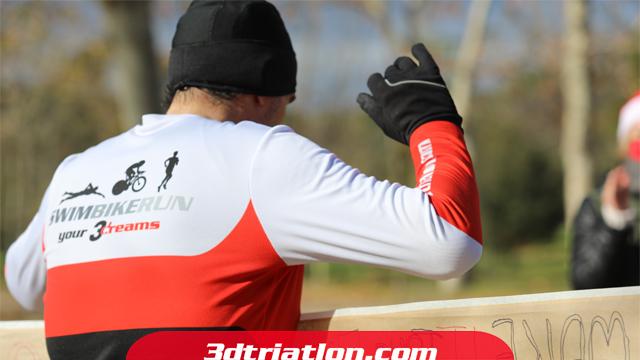 fotos maratón Madrid 2020 Club 3d triatlón 25