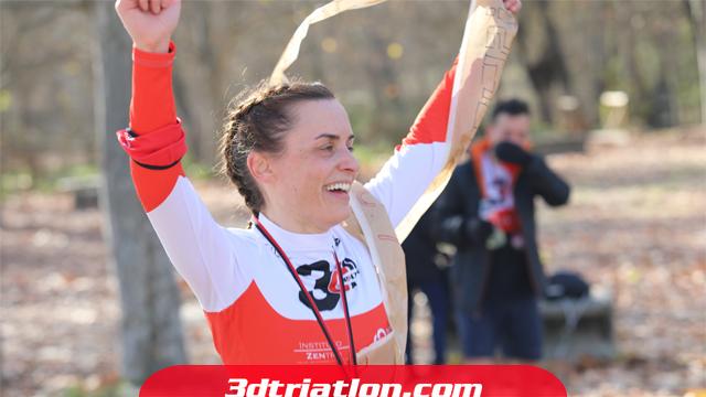 fotos maratón Madrid 2020 Club 3d triatlón 28