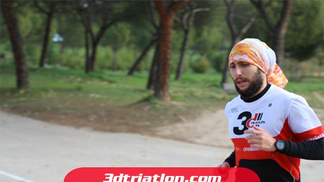 fotos maratón Madrid 2020 Club 3d triatlón 4