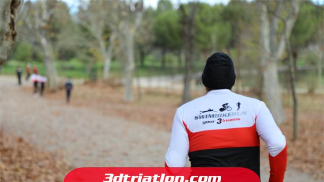 fotos maratón Madrid 2020 Club 3d triatlón 8