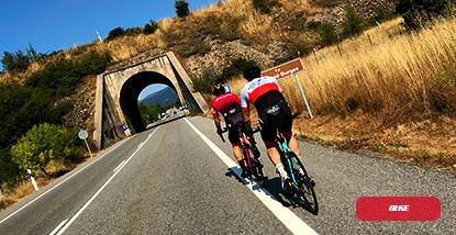 rutas de ciclismo zona norte madrid club 3d triatlón madrid