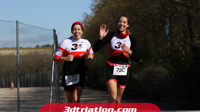 Fotos Duatlón Crono por Equipos Club 3d Triatlón Madrid