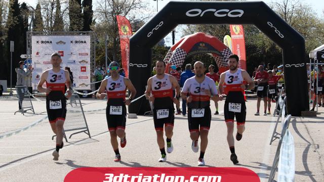 Fotos Duatlón Crono por Equipos Club de Triatlón en Madrid