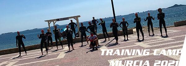 Fotos Tragining Camp Murcia 2021 Club 3d Triatlón Madrid