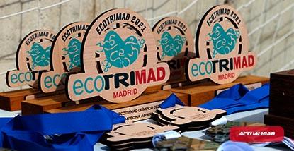 resultados triatlón ecotrimad 2021 club 3d triatlón madrid