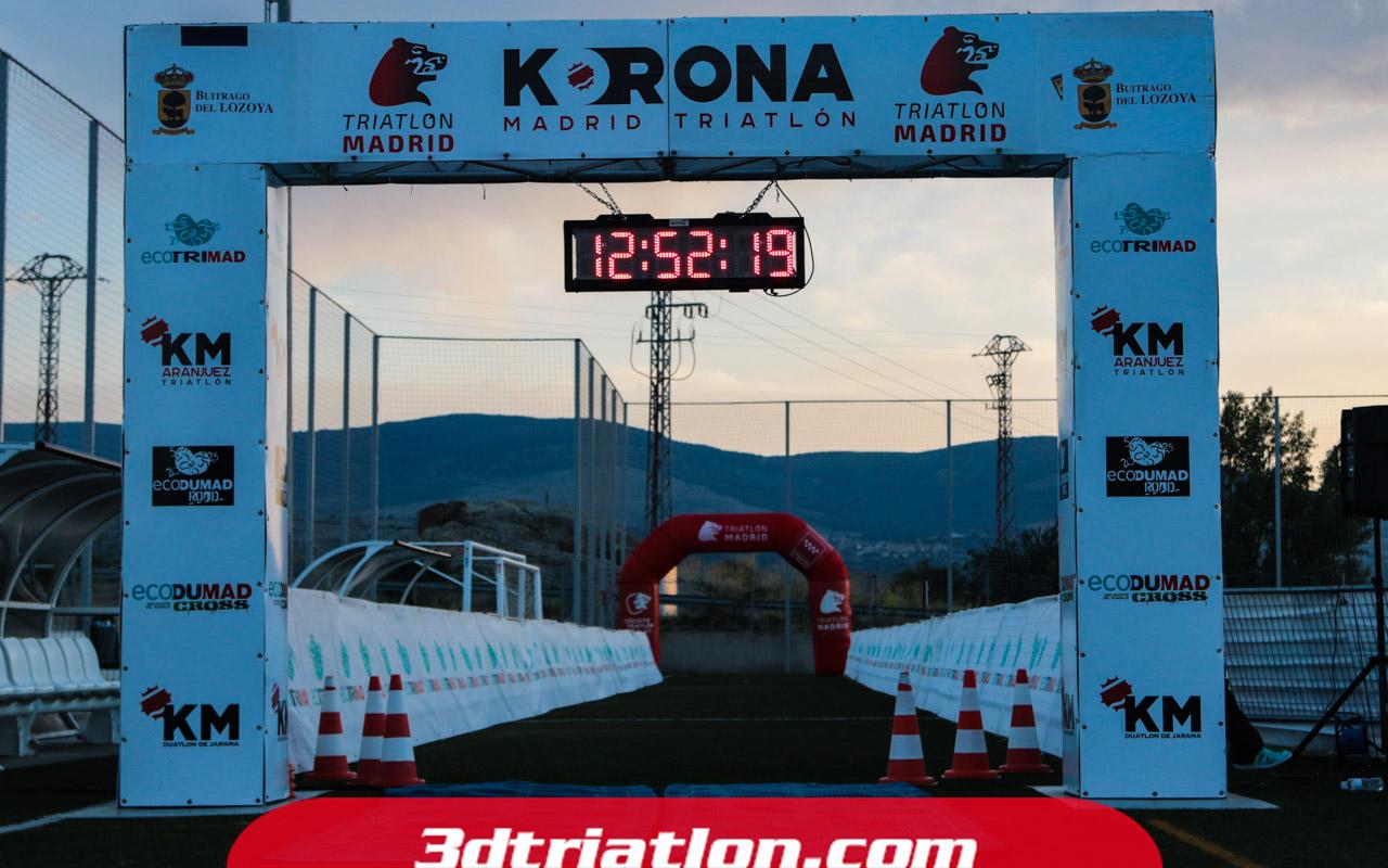 fotos triatlón ecotrimad 2021 Club 3d Triatlón Madrid 99